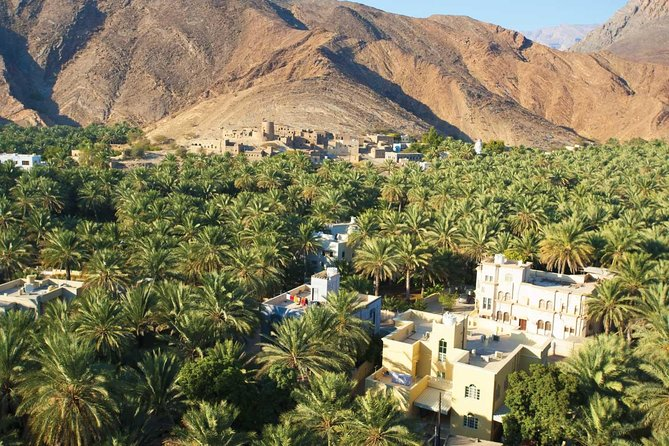 FLY & DRIVE- Discover The Sultanate of Oman 7 days / 6 nights