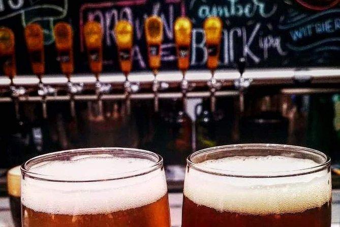 Experiencias Zona Malbec - Recorrido Por Cervecerias !!!, Mendoza, ARGENTINA