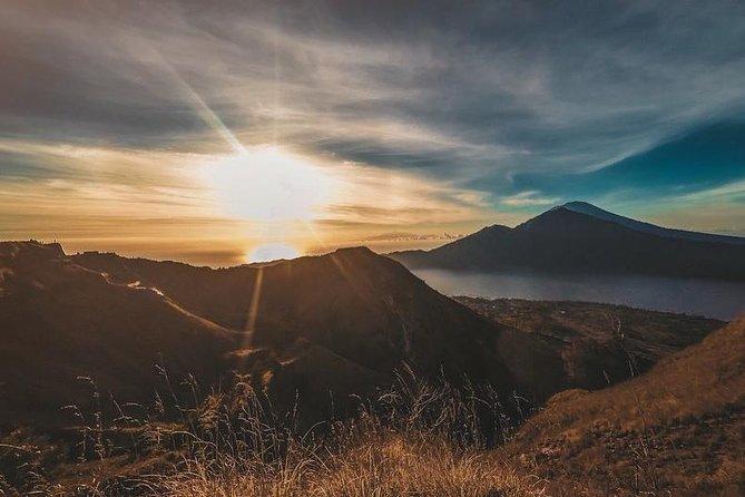 Mount Batur Trekking & Ubud Jungle Swing Tour