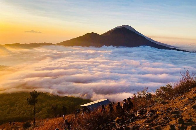 Mount Batur Trekking, Coffee & Rice Terrace Tour