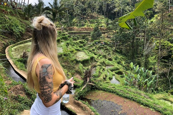 Best of Ubud - Jungle Swing - Monkey Forest - Holly Spring Temple - Waterfall