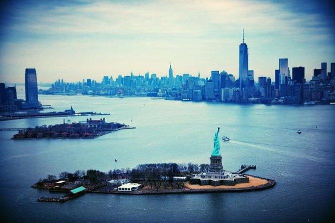 Sightseeingcruise van 60 minuten op een jacht om het Vrijheidsbeeld te bekijken