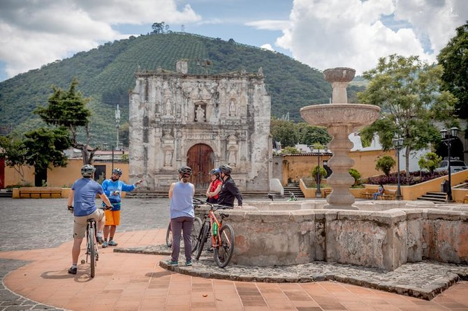 Bike Tour to Antigua Villages from Guatemala City