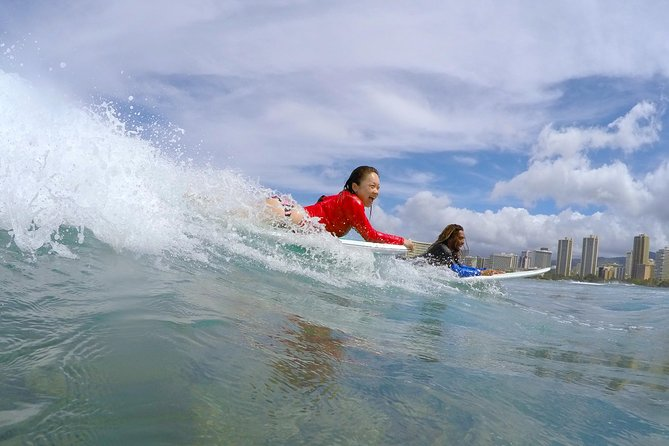 Bodyboarding - Exclusive Group Lessons - Waikiki, Oahu