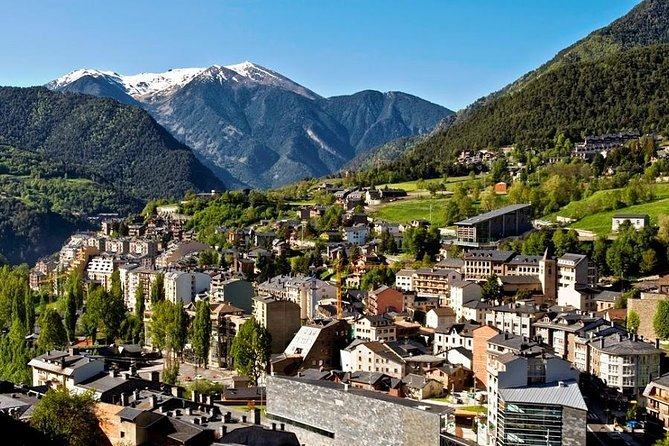 Private Transfer & Tours to Andorra from Barcelona 10 Hours