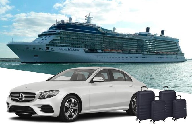 London to Southampton Cruise Transfer Private Sedan