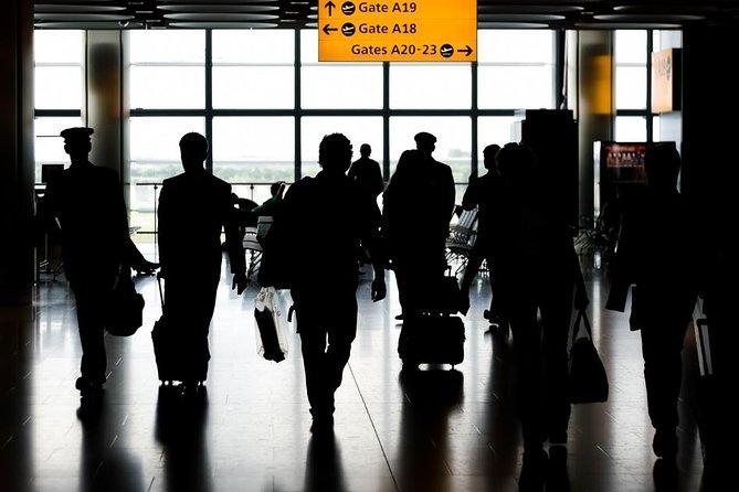Shared Departure Transfer: Chamonix Hotels to Geneva Airport