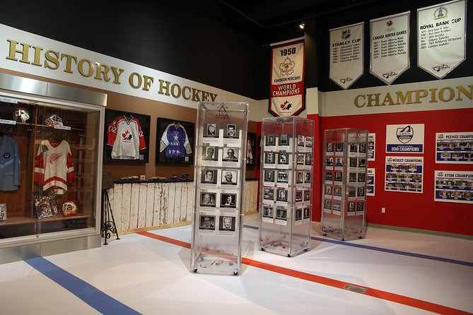 Skip the Line: Alberta Sports Hall of Fame Family Admission Ticket photo 7