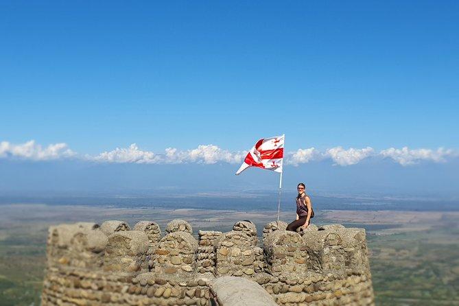 Bodbe-Sighnaghi (PRIVATE TOUR)رحلة لجورجيا .جورجيا. ทัวร์จอร์เจีย. סיור בגאורגיה
