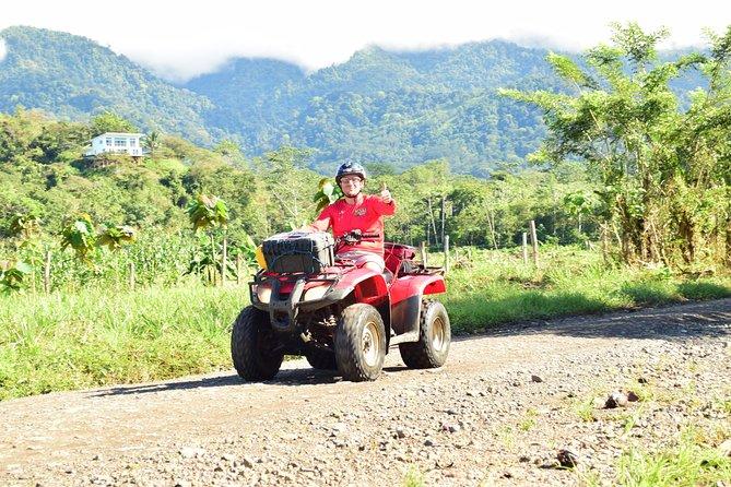 ATV Tour Manuel Antonio Half Day Trip