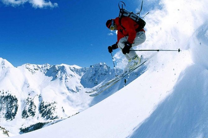 Carpathian Freeride Skiing