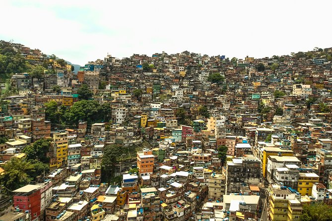 Tour: Understanding Life in the Favelas