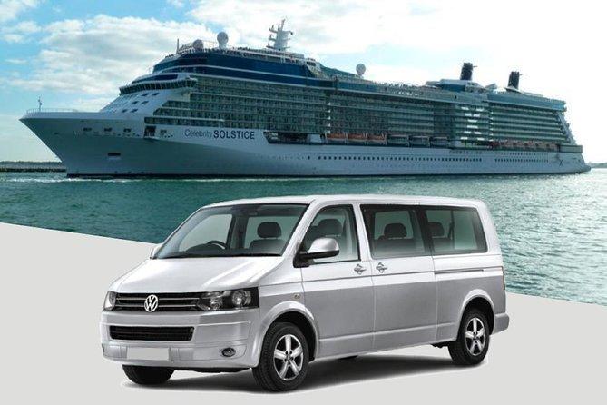 London to Southampton Cruise Terminals Private Minivan Transfer