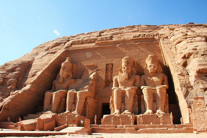 Abu Simbel day trip from from Aswan
