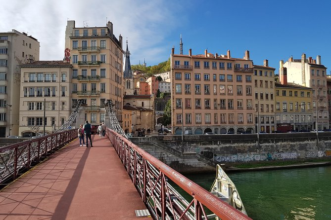Lyon Old Town Exploration Guided Tour with Basilica & Roman Theater
