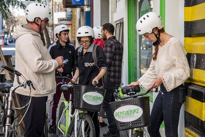 24hs Bike Rental in Buenos Aires