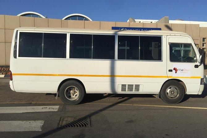 Livingstone International Airport transfers