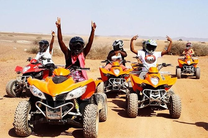 Quad Bike In Agadir