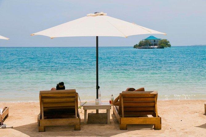 Viagem de um dia às Ilhas do Rosário saindo de Cartagena