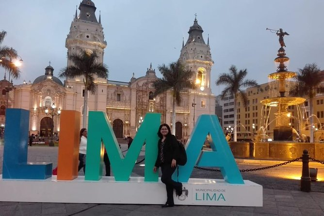 Visit the attractions of Historic Center Lima, Miraflores and San Isidro