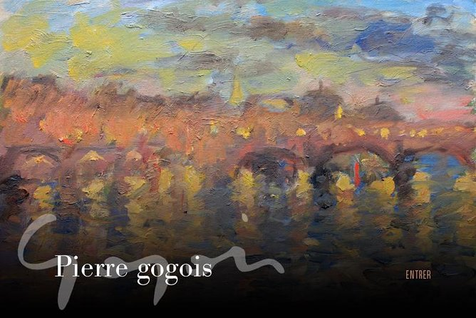French Artist Painter Immersive Experience In Paris photo 1