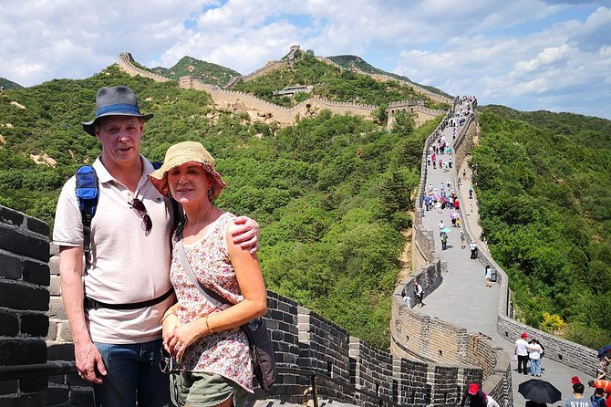 Beijing 2-Day Private Tour to Great Wall, Forbidden City, Tiananmen Square...