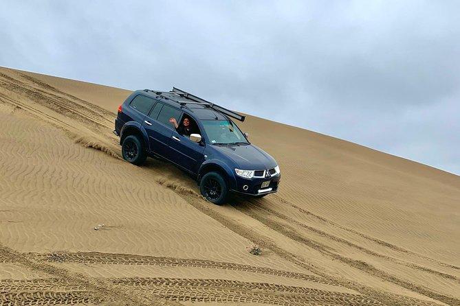 Safari, dune excursion and picnic at Lima Beach