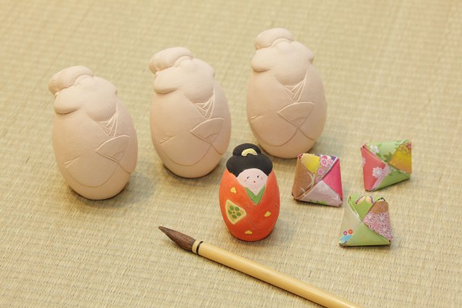 Hakata Doll Painting photo 4