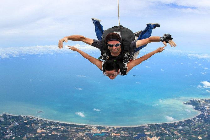Tandem Skydiving Experience of a Lifetime