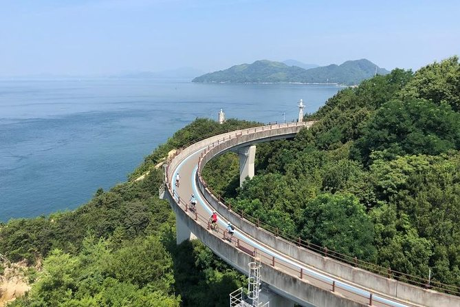 Mount Kameo & Kurushima Strait Cycling Tour