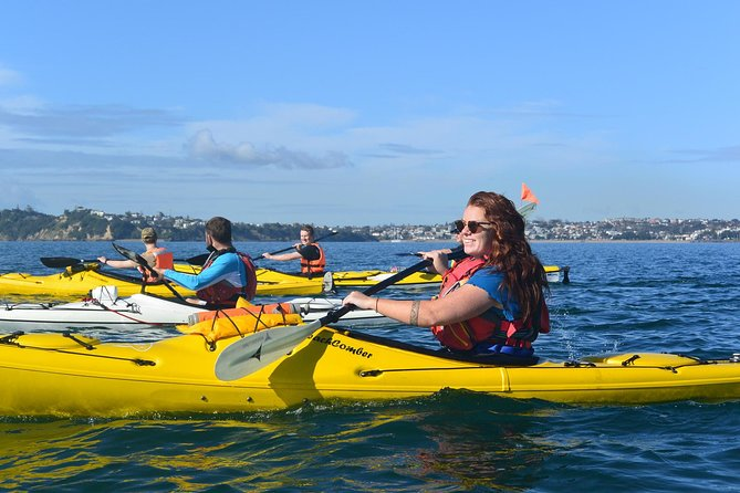 Auckland Rangitoto Island Guided Daytime Kayaking Tour photo 1