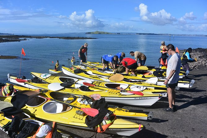Auckland Rangitoto Island Guided Daytime Kayaking Tour photo 2