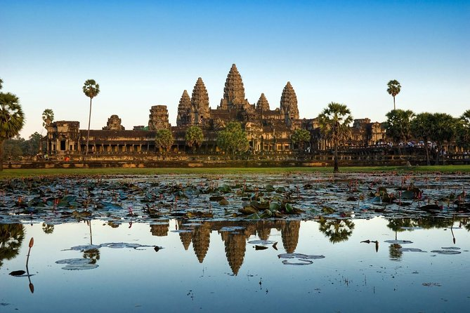 Angkor Wat Sunrise Tours