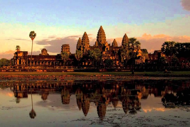 Angkor Wat Tours & Sunset