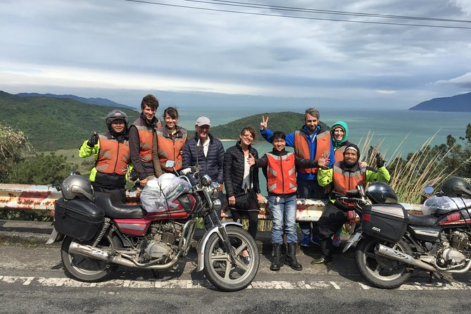 Hue to Hoi An ( Top Gear) with Lefamily Riders Tours