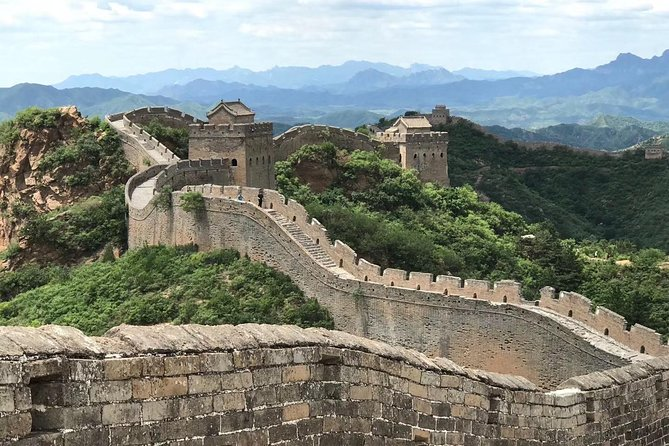 Beijng Private Day Trip: Mutianyu Great Wall and T-Square, Forbidden City.