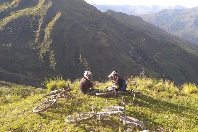 Descent ChuChu Summit to Rio Ancoma