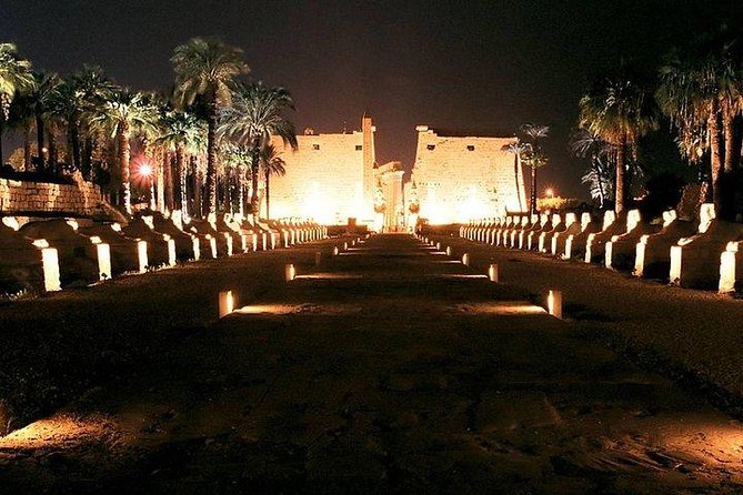 Sound and Light Show Luxor