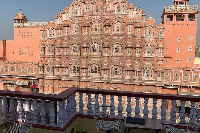 One Day Tour In Pink City With Guide