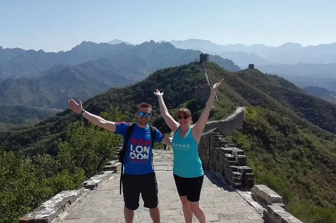 VIP Private Day Tour to Huanghuacheng Great Wall with Local Guide