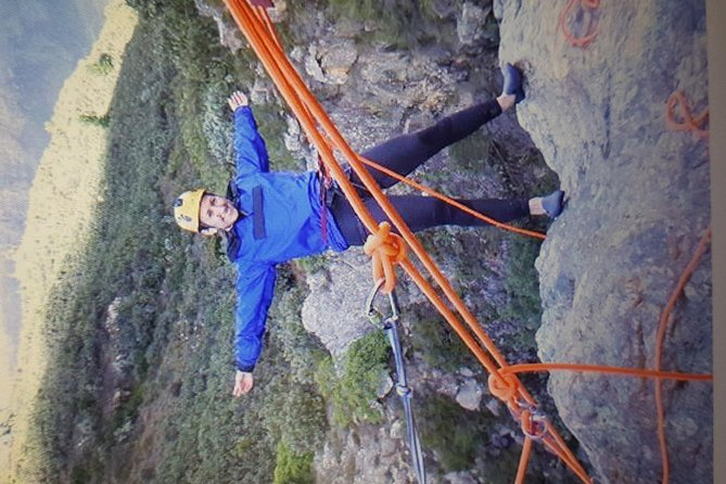 Smalblaar River Waterfalls Private Abseiling from Cape Town