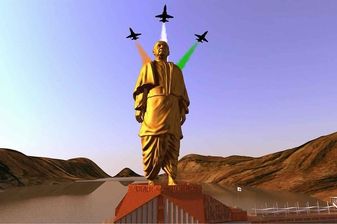 Statue of Unity and Golden triangle Tour