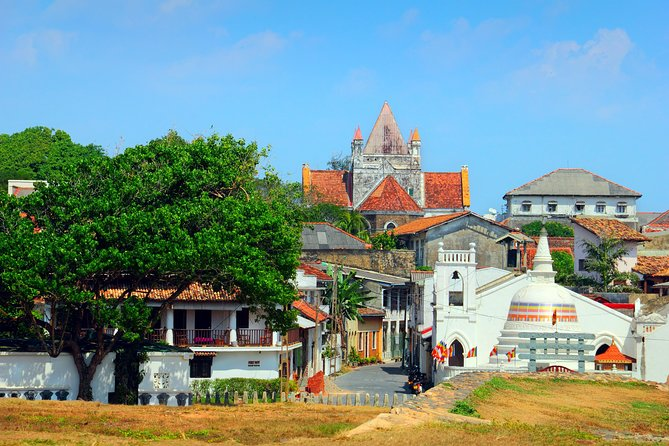 Leisure Walk at Galle Fort, Sri Lanka - Guided Walking Tour photo 1