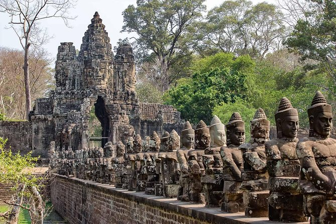 Private Tour Of Angkor Wat For Two Day