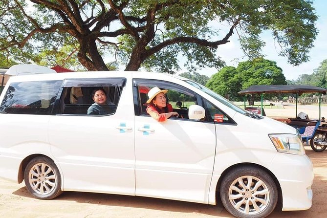 Private taxi Siem Reap to Kampot overland transfer