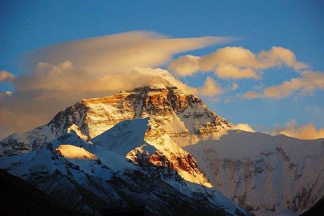 10 Days Lhasa Mt. Everest Namtso Lake Group Tour