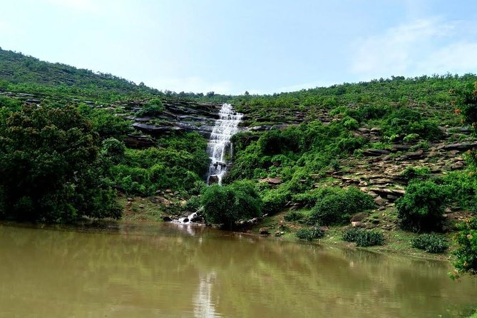 Day tour to Rajdari and Devdari Waterfalls with transfers