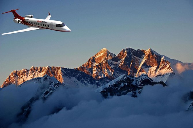 Scenic Mountain Flight