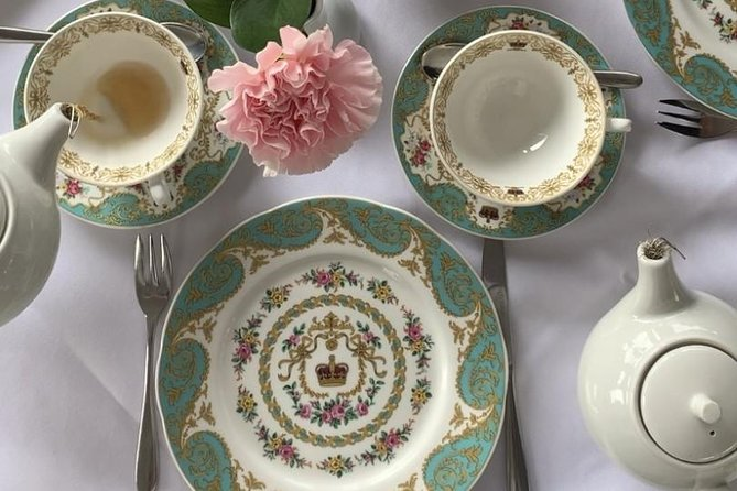 Royal High Tea At Kensington Palace
