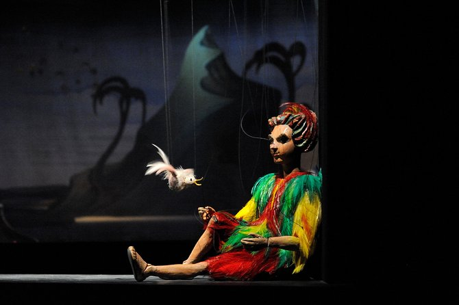 Salzburg Marionette Theater: The Magic Flute SHORT version (1 hour)
